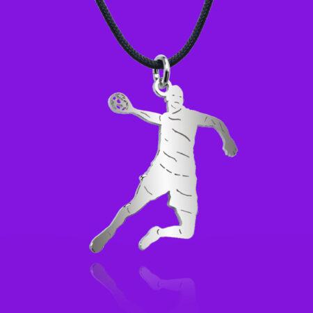Handball pendant