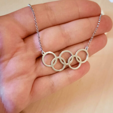 Olympics NECKLACE- OLY04