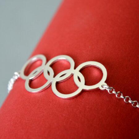 olympic rings bracelet