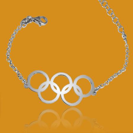 olympics bracelet for women - OLY03